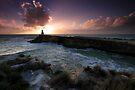 Robe Obelisk Sunset by KathyT