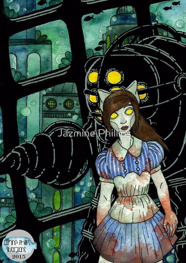 Underwater City by Jazmine Phillips