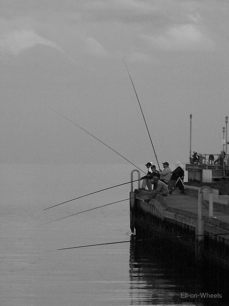 Gone fishing, please leave a message ... by Ell-on-Wheels
