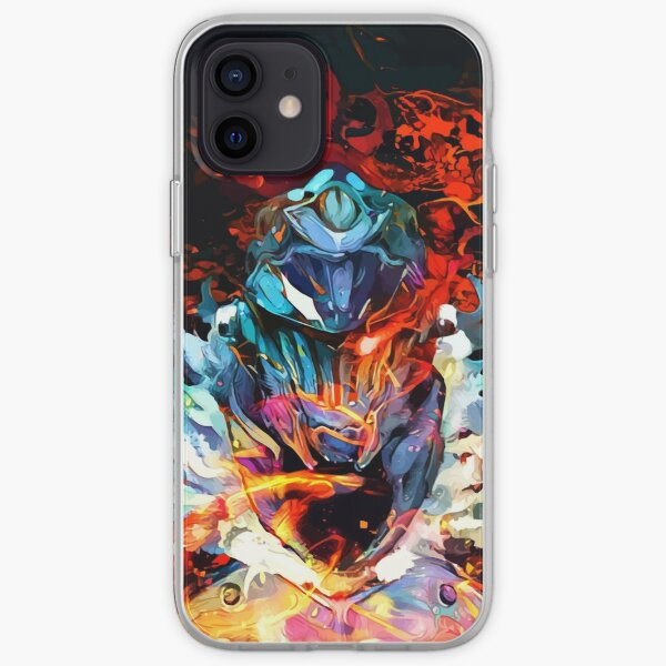 Colorful Slayer iPhone Soft Case