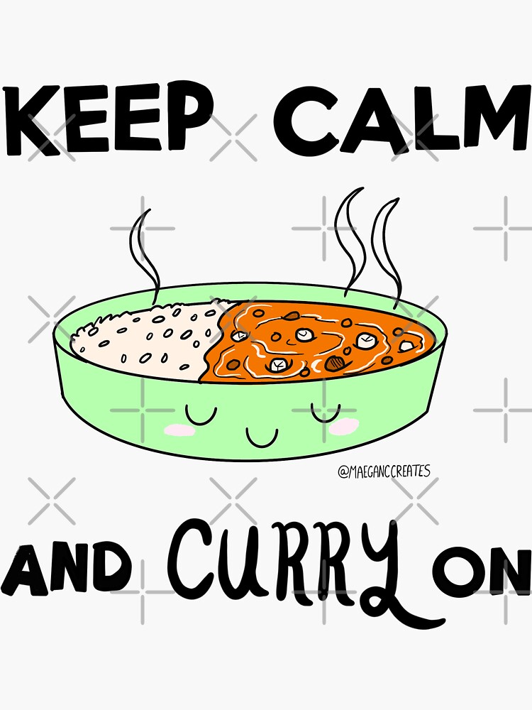 Curry On by MaeganCook