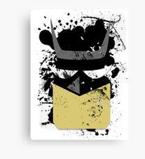 Pop Grunge: Batman Canvas Print