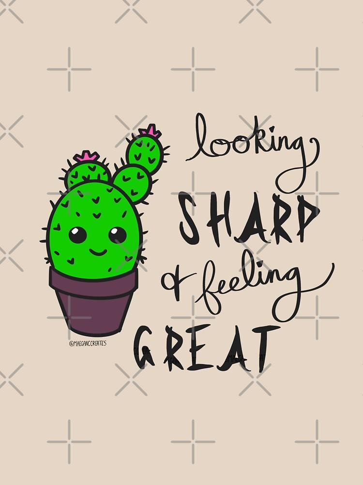 Sassy Cactus by MaeganCook
