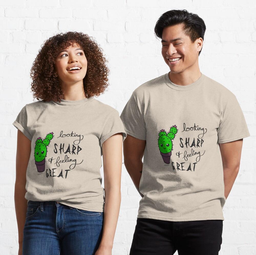 Sassy Cactus Classic T-Shirt