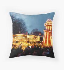 Fairground Throw Pillow