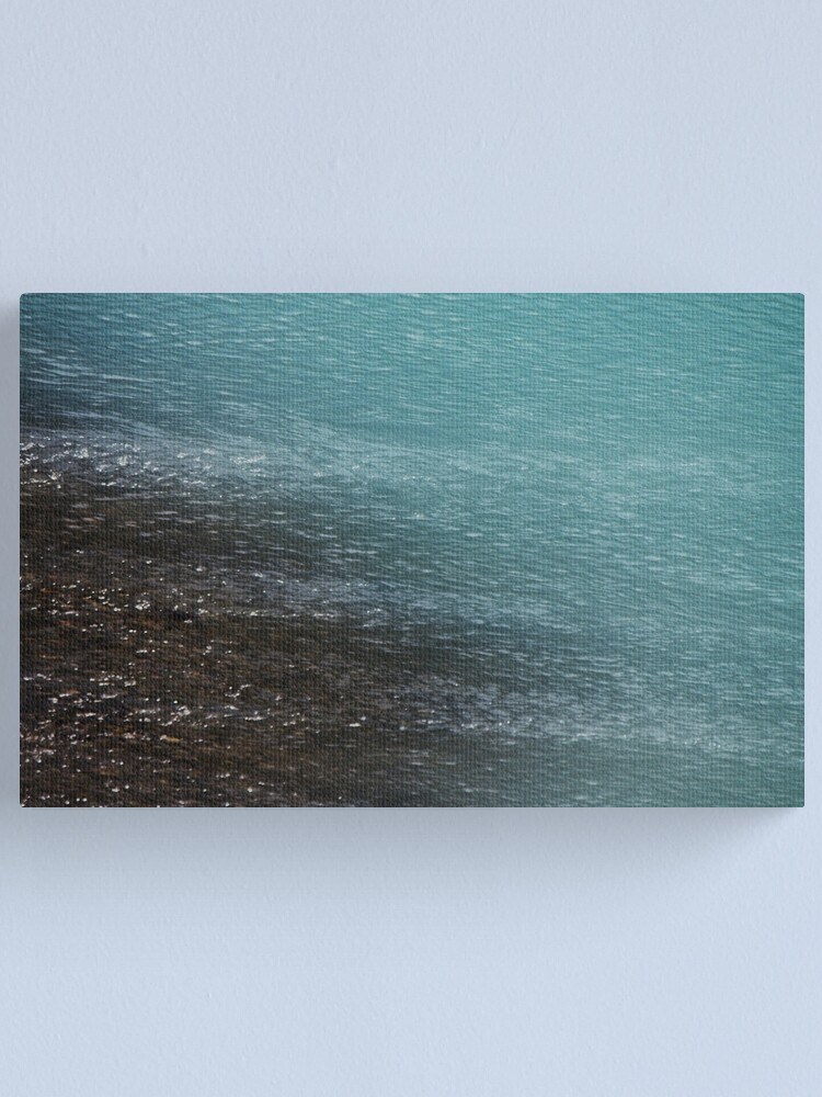 Alternate view of WATER Canvas Print