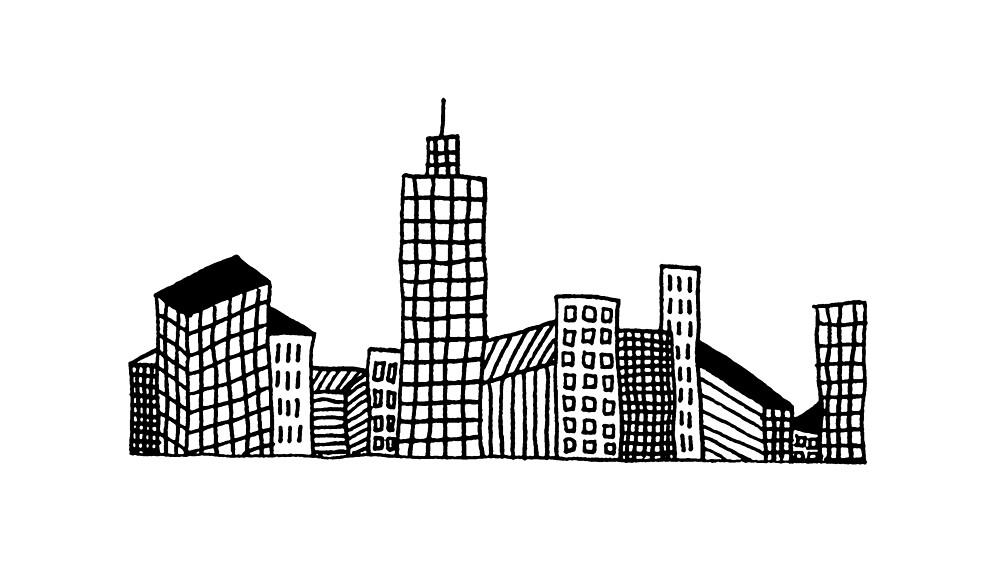 cityscape by blightedstar