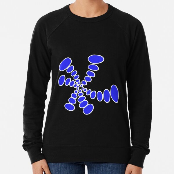 Bubble Dots Galaxy Lightweight Sweatshirt