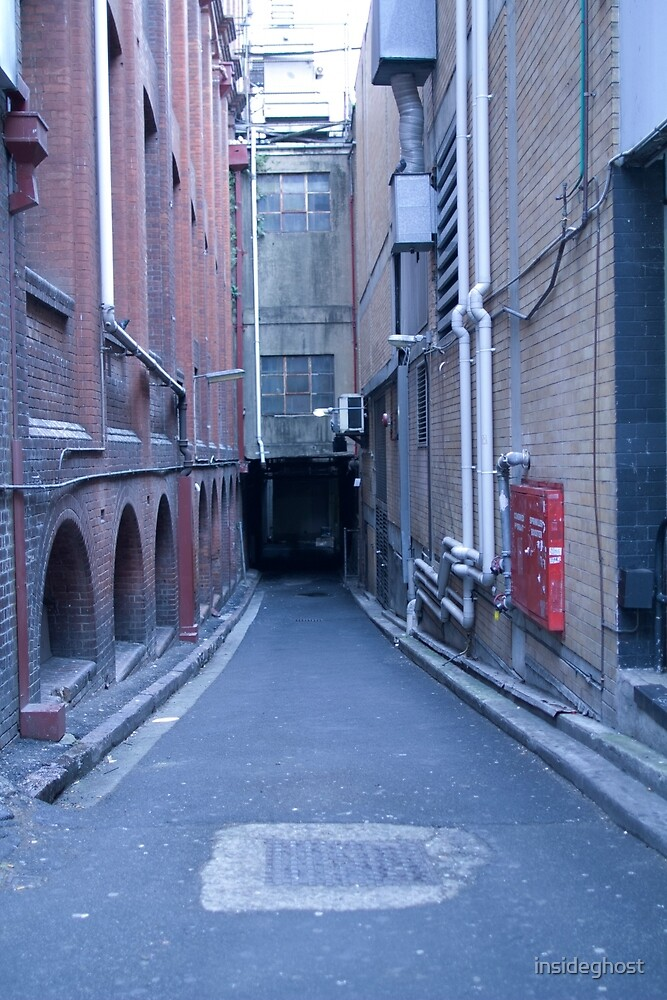 Alley Way by insideghost