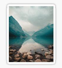 Lake Louise, Canada Sticker