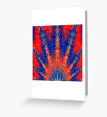 THE FIRE WITHIN Greeting Card
