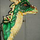 Green Dragon by mystapring
