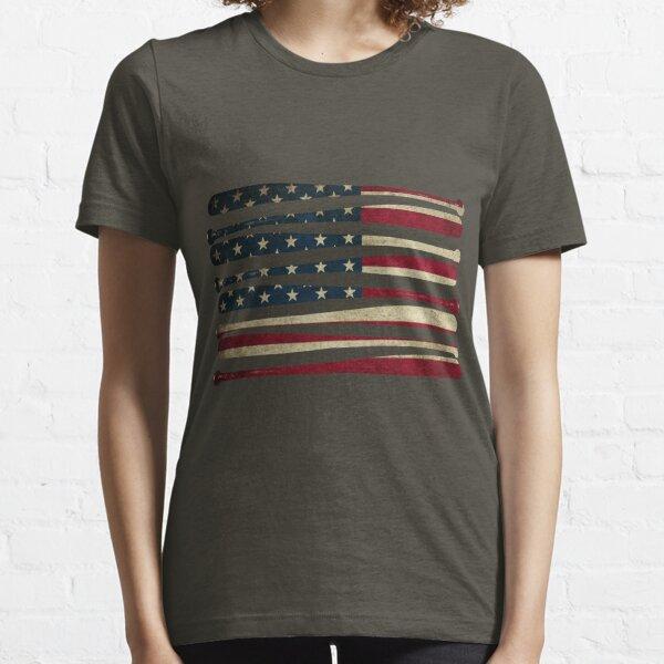 America baseball flag Essential T-Shirt