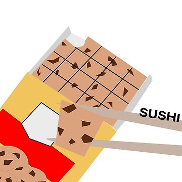 Sushi time with cookie dough by tziggles