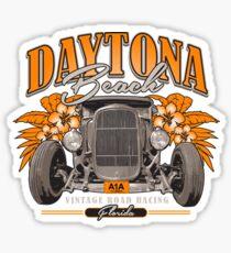 Daytona Vintage Road Racing Sticker