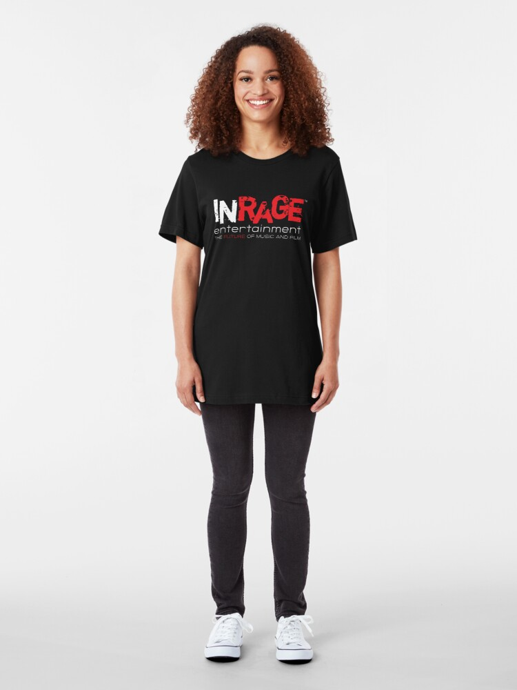Alternate view of InRage Logo Slim Fit T-Shirt