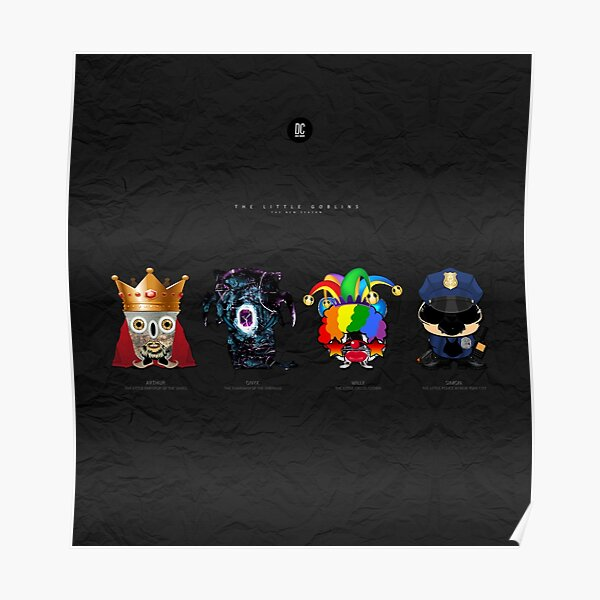 The Little Goblins - The New Season Poster