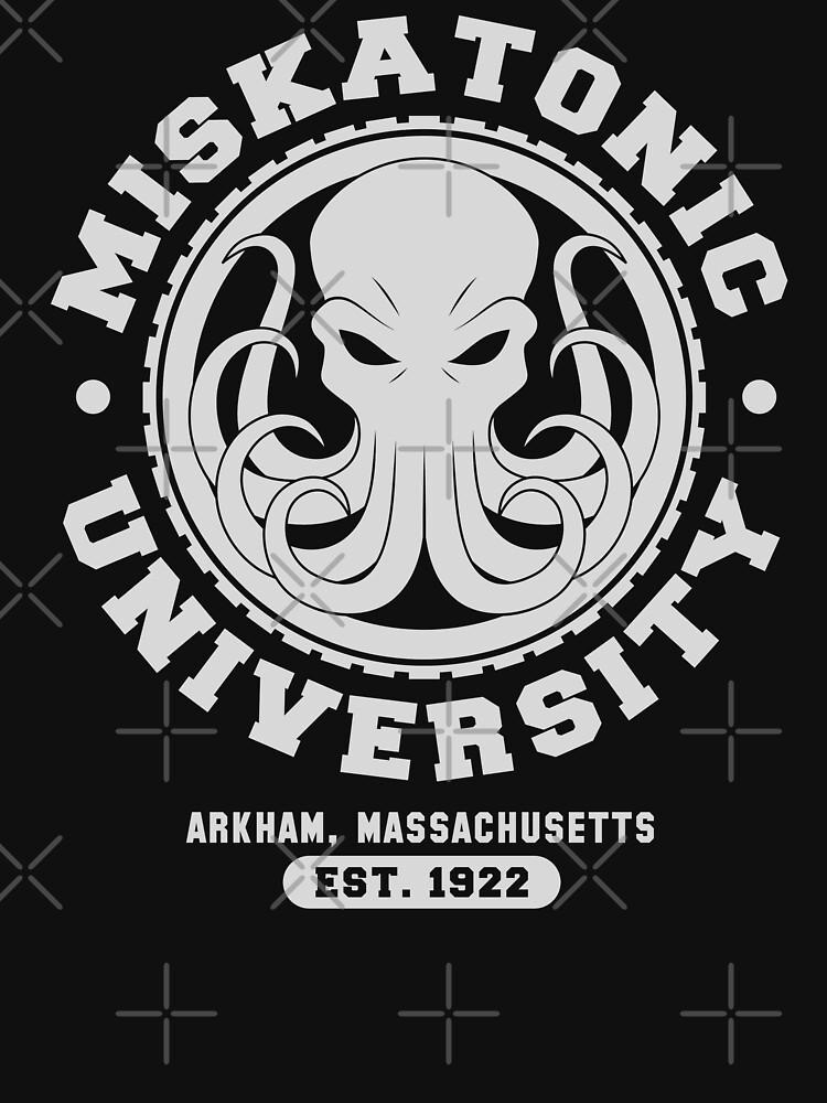 Universidad de Miskatonic de zombiegirl01