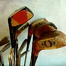 Golf Clubs by friendlydragon