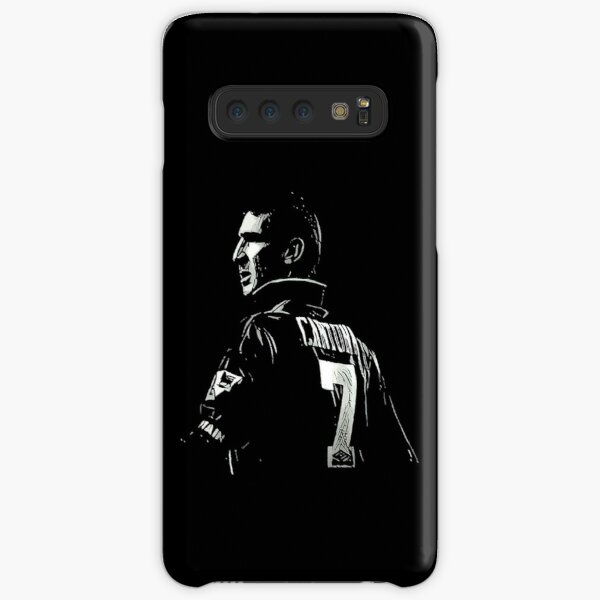King Cantona Samsung Galaxy Snap Case