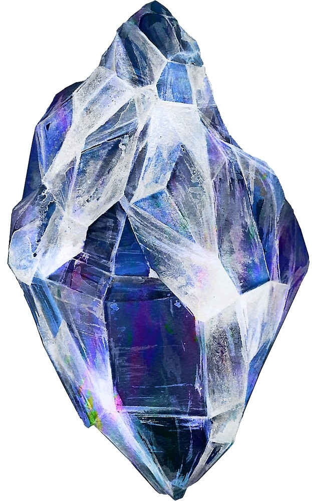 Blue Crystal by ProjectMayhem