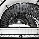 Spiral Ascent by Janet Fikar