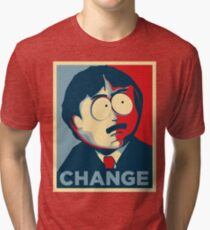 South Park Change  Tri-blend T-Shirt