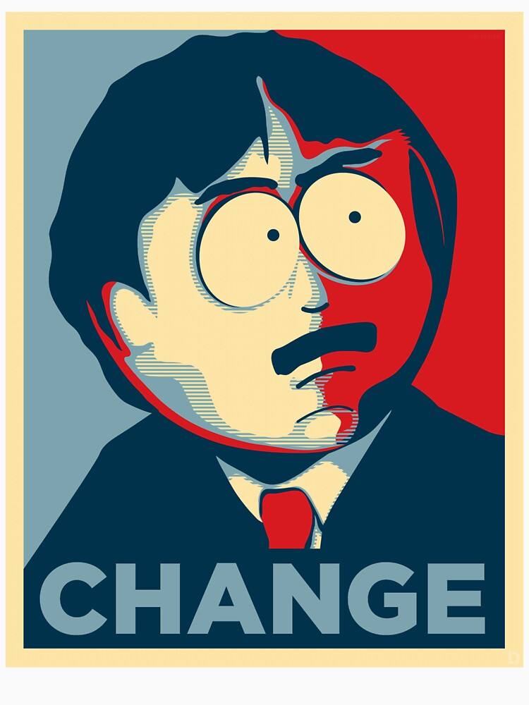 TShirtGifter presents: South Park Change  | Unisex T-Shirt
