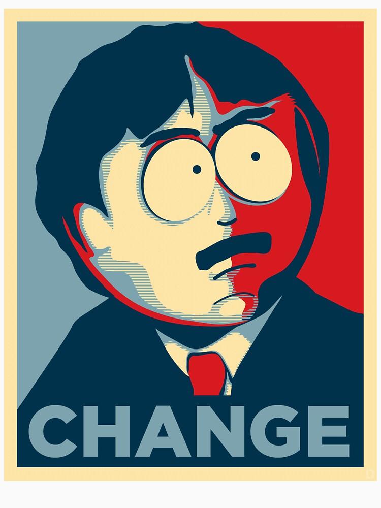 South Park Change  | Unisex T-Shirt