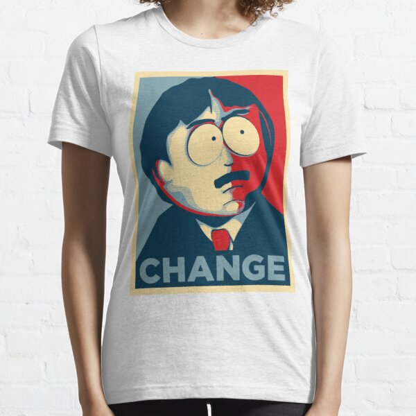 Cambio de South Park Camiseta esencial