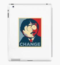 South Park Change  iPad Case/Skin