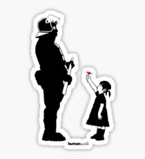 Power of Human Sticker