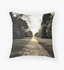 Westonbirt Arboretum Throw Pillow