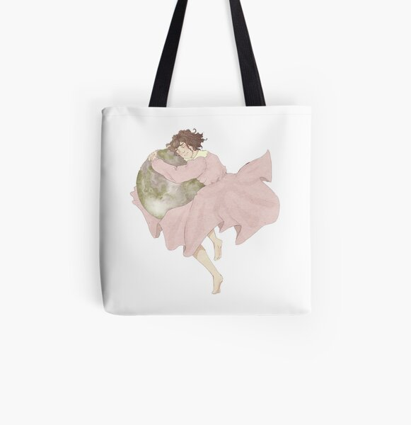 Powerless  All Over Print Tote Bag