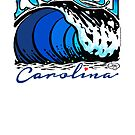 North Carolina Wave by Jay Kenton Manning