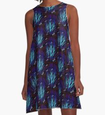 Twilight Tree A-Line Dress