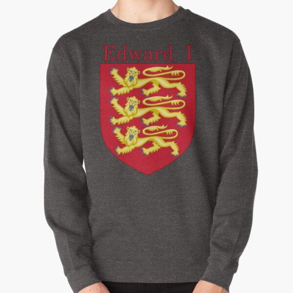 King Edward I Royal Arms | Edward Longshanks Pullover Sweatshirt