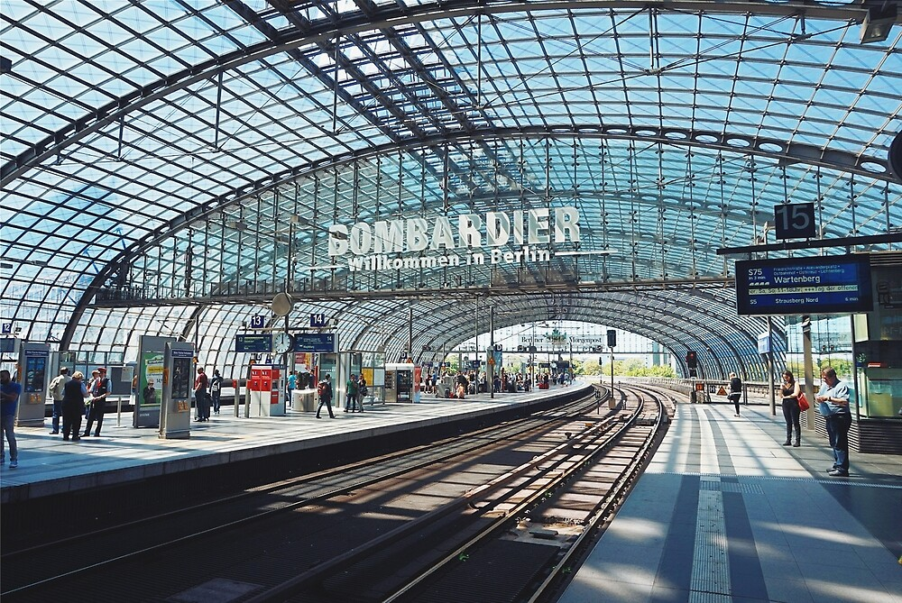 Bombardier Berlin by karlmagee