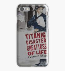 The Last Goodbye iPhone Case/Skin