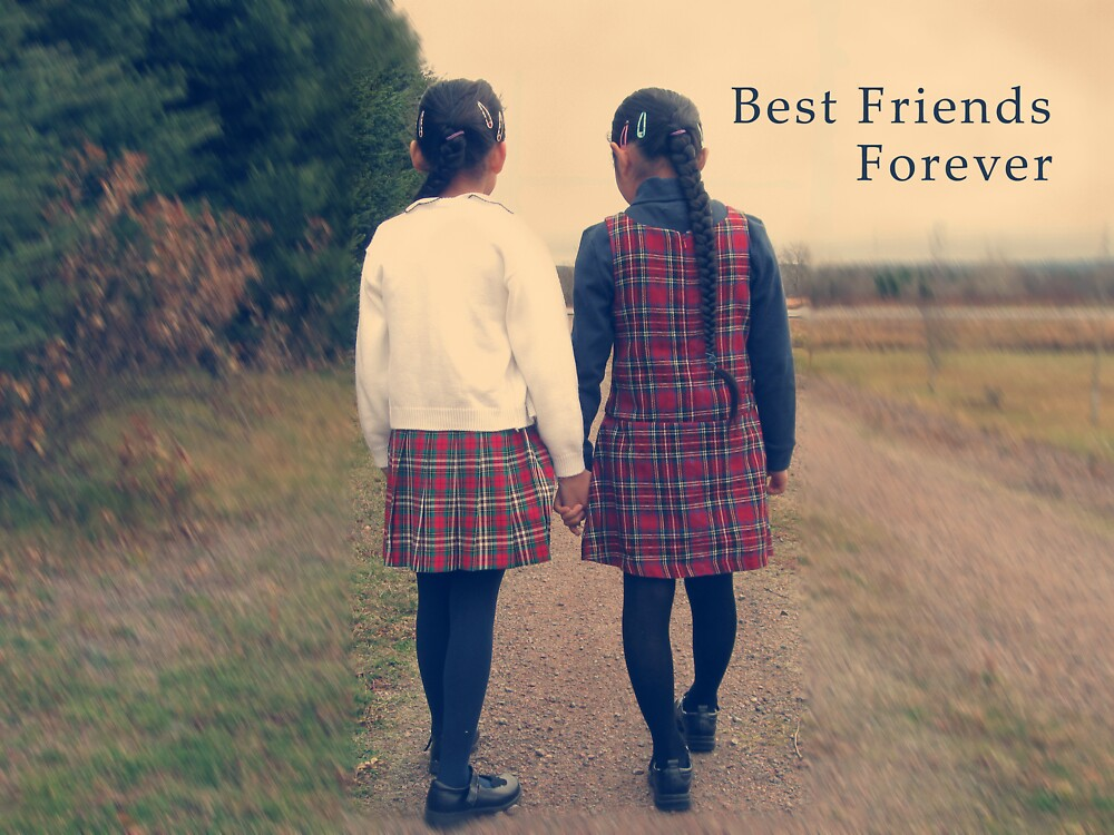 Best Friends Forever by L J Fraser