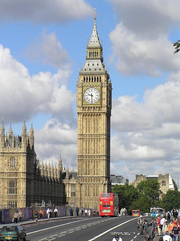 Big Ben, London, England by toddnett