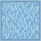 squiggleoo blues pattern by summerart