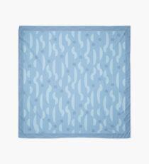 squiggleoo blues pattern Scarf