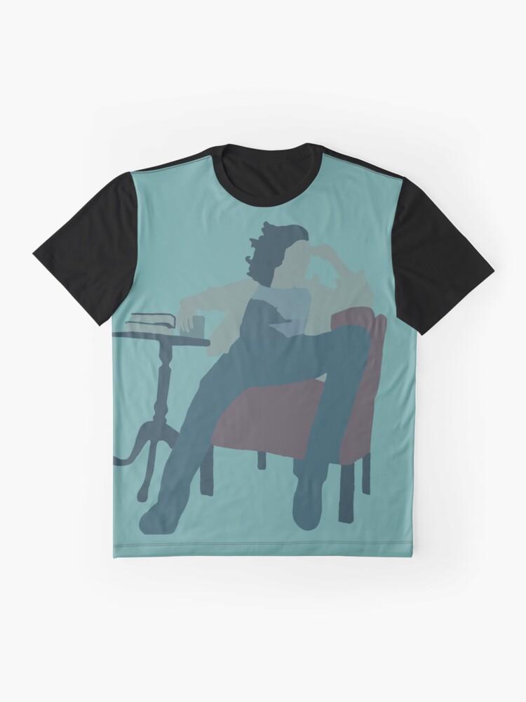 Vista alternativa de Camiseta gráfica W a s t e l a n, b a b y!