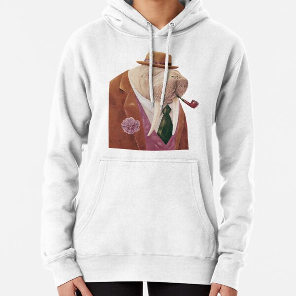 Walrus Pullover Hoodie