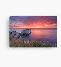 Harrys Sunrise Canvas Print