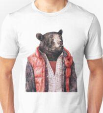 Schwarzbär Unisex T-Shirt