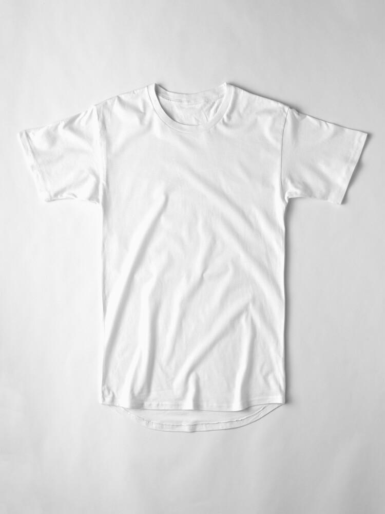 Alternative Ansicht von Gary Vaynerchuk / Gary Vee - Unterschrift - WEISS Longshirt