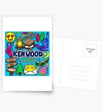 Kenwood Postkarten