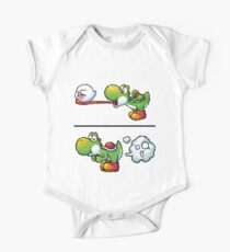 Farting Yoshi One Piece - Short Sleeve